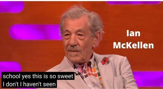 Ian McKellen Height, Biography, Weight, Net worth & Movies