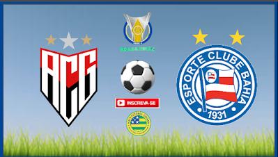 Atlético quer aproveitar Bahia pressionado, para conquistar 3 pontos e da uma mão para o Goiás