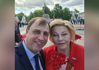 День города Санкт-Петербург депутат Вострецов