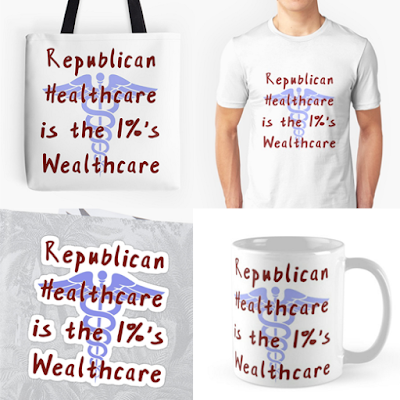Republican Healthcare Proposal by Melasdesign