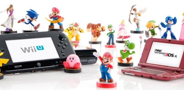 Nintendo ja vendeu 7 milhoes de amiibos