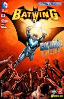 Os Novos 52! Batwing #14