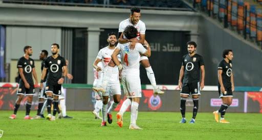 موعد مباراة الزمالك والجونه في الجوله الخامسة والعشرون من الدوري المصري الممتاز