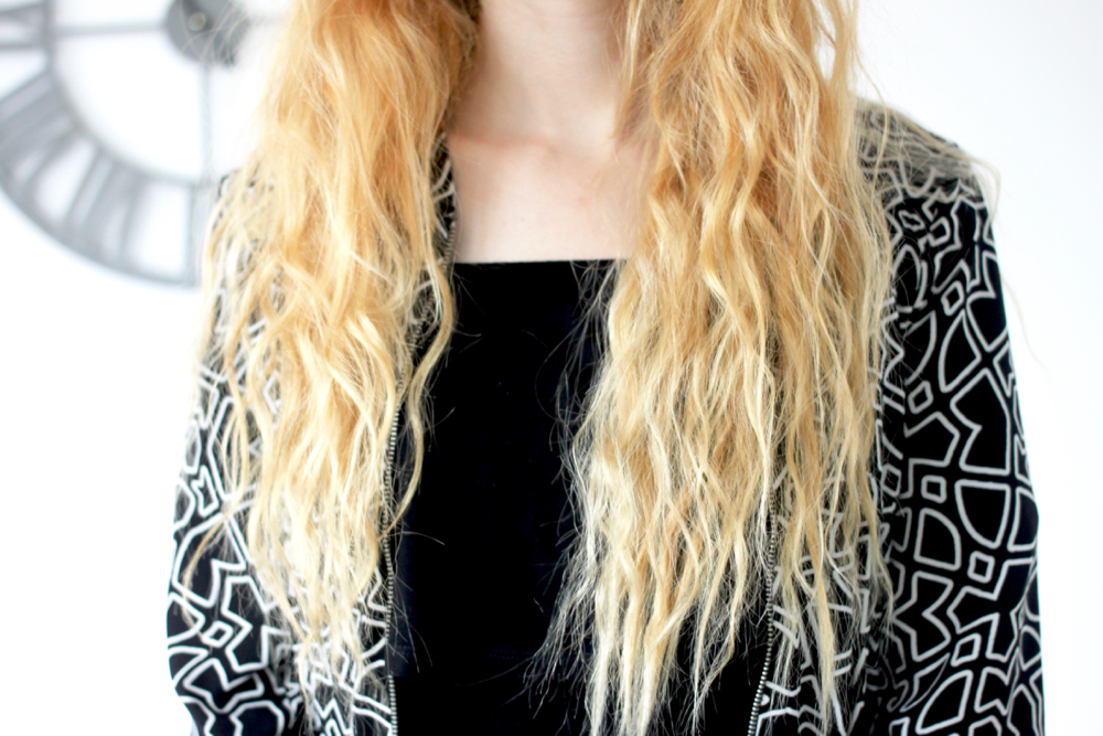 Bleach London Beach Lights Balayage Kit Review | www.hannahemilylane.com