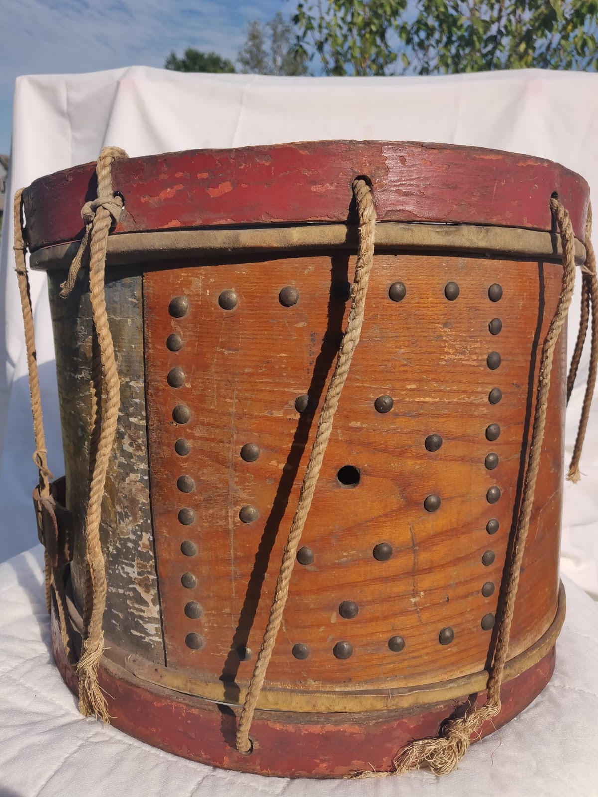 Field Drums A K Of Rope Tension Parts Diagram Cooperman Fife And Just Fifty Miles To The East Was Bethlehem Settled In 1741 By Christian Sect German Methodists Called Moravians Germans Brought With Them