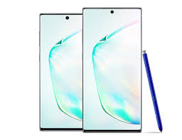 Samsung Galaxy note 10 & note 10+  Specification