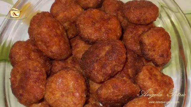 Reteta chiftelute, preparat ilustrat chiftelute, chiftelute traditionale