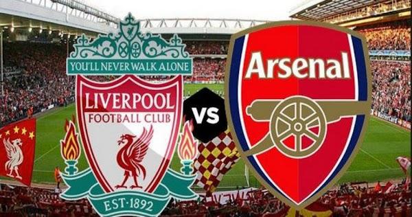 ملخص ونتيجة مباراة ليفربول وارسنال بث مباشر اليوم 15-7-2020 الدوري الانجليزي