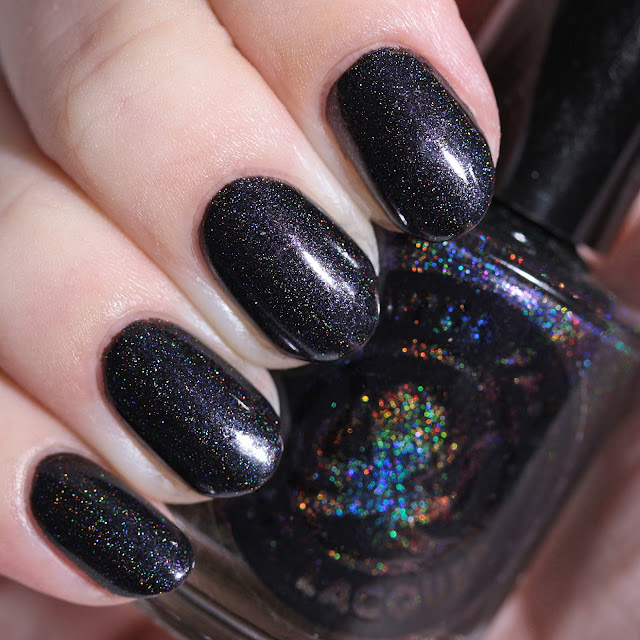 Octopus Party Nail Lacquer Divination