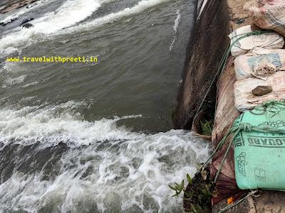 Rapta Ghat, Mandla City - मंडला शहर का रपटा घाट