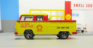 greenlight shell volkswagen double cab pickup