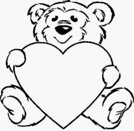 Coloring Page Valentine  Search  Free Coloring Pages