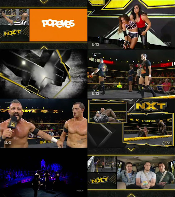 WWE NXT 4th March 2020 480p HDTV