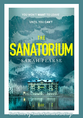 Book Review | The Sanatorium by Sarah Pearse