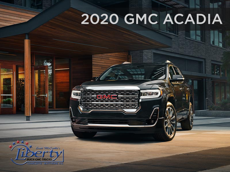 2020 GMC Acadia Adds AT4 Trim, Turbo Engine >> 2020 Gmc Acadia Adds At4 Trim Turbo Engine Upcoming Car Release 2020