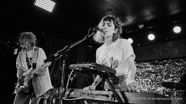 The Paranoyds at The Horseshoe Tavern on September 23, 2019 Photo by John Ordean at One In Ten Words oneintenwords.com toronto indie alternative live music blog concert photography pictures photos nikon d750 camera yyz photographer
