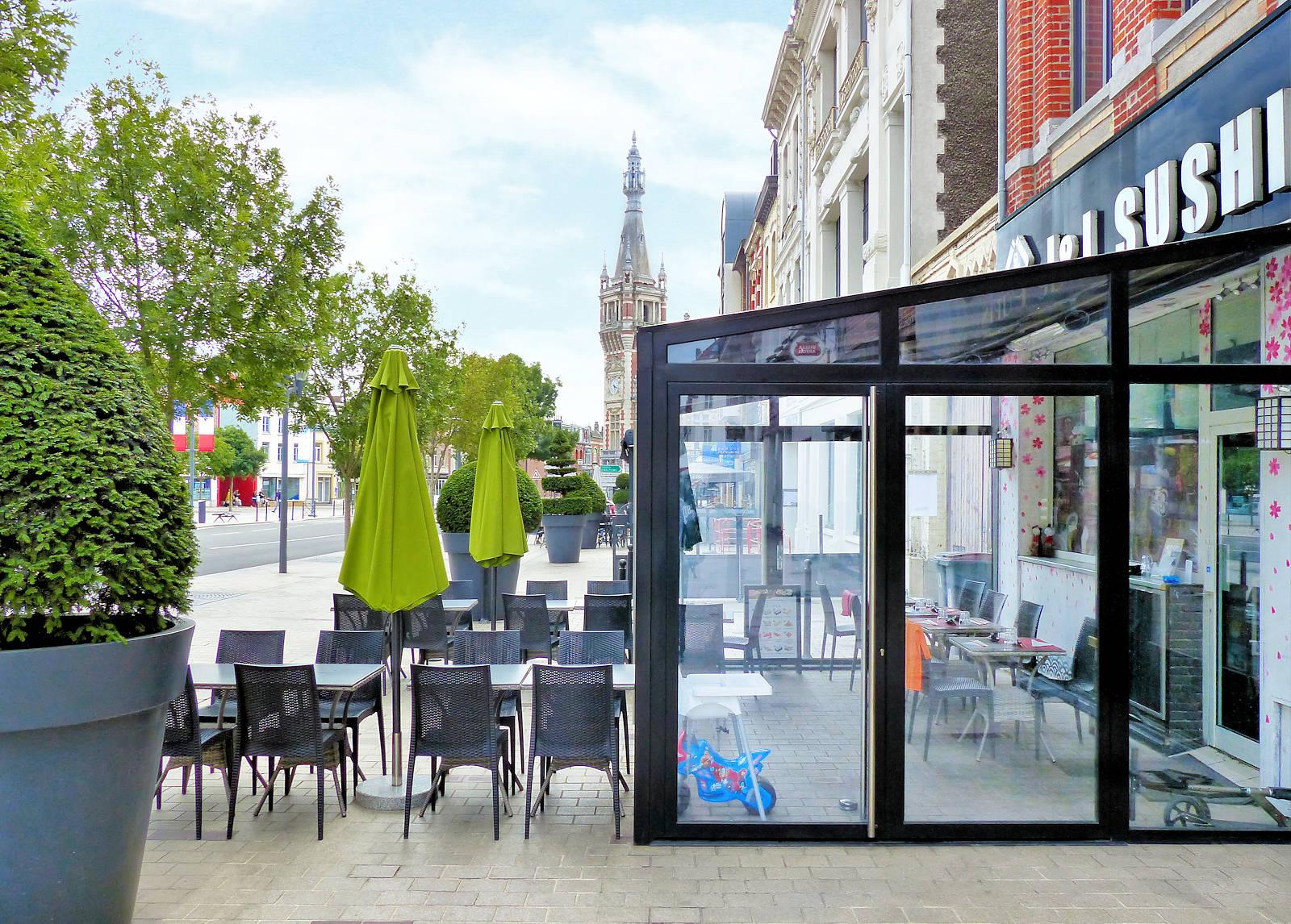 Restaurant J&J Sushi, Tourcoing Centre - Place de la République