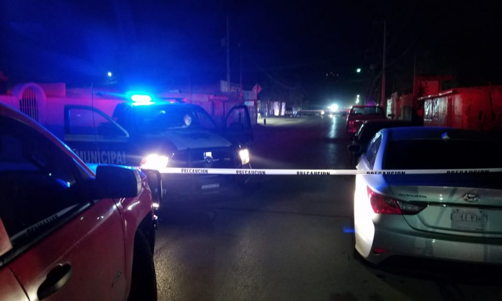 En Chihuahua Sicarios atacaron una casa hay 5 heridos y 1 fallecido