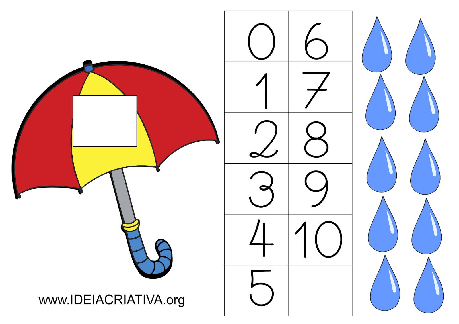 Atividade Pedagógica Número e Quantidade