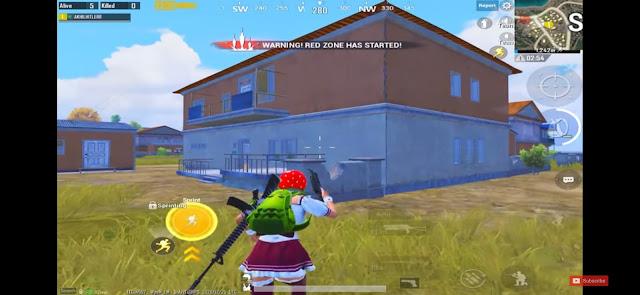 severny building trick