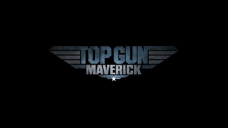 Top Gun Maverick Logo 4k Wallpaper 362