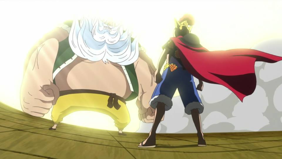 10 Karakter One Piece Yang Dapat Menggunakan Ketiga Jenis Haki