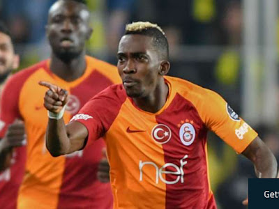 Onyekuru: Galatasaray Will Keep 'Fighting' To Retain Super Lig Title