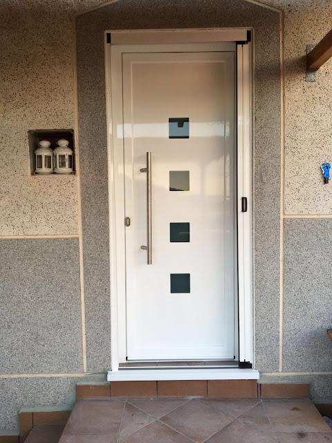Instalación de puertas en Barcelona, carpintería aluminio en Barcelona