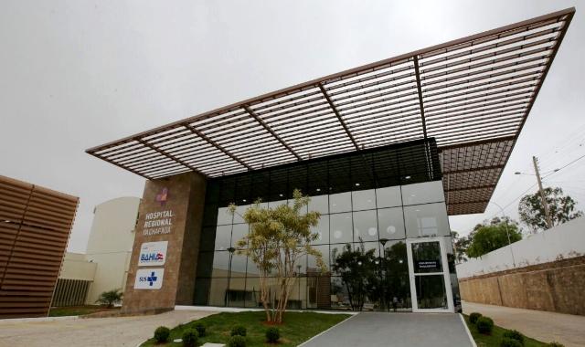 Paciente de Palmeiras tem primeiro caso confirmado da Covid-19 no Hospital Regional da Chapada