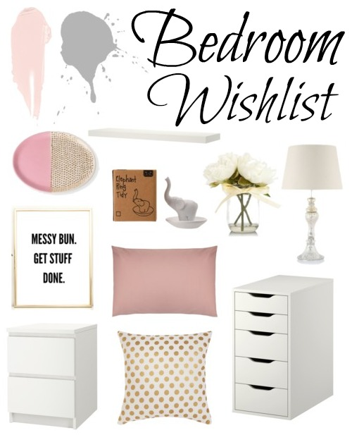 Bedroom Revamp | Goals & Wishlist