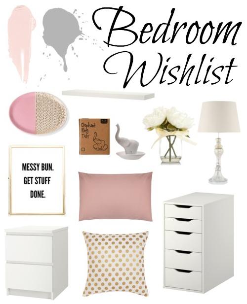 Bedroom Revamp | Goals & Wishlist