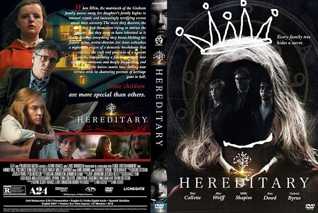 Hereditary DVD