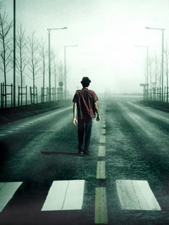 Lonely Girl Walking Wallpaper Wallpapers For Mobile Phone People Moods Amp Expressions