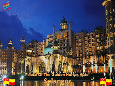Palace Of The Golden Horses Hotel, Selangor