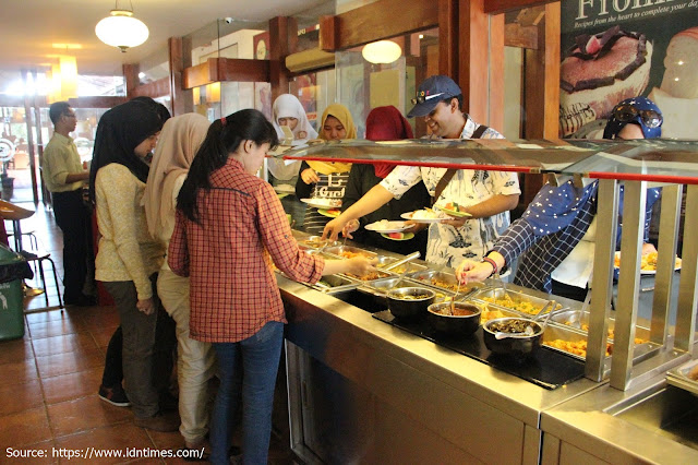 Apa Itu All You Can Eat dan Prasmanan