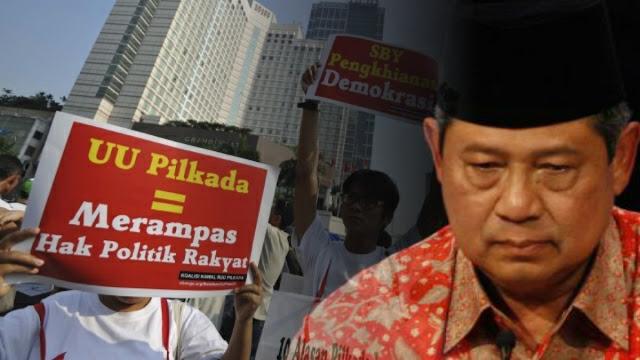 Cerita Mahfud: SBY Dulu Menangis Ditekan Rakyat gegara UU Pilkada, 2 Hari Kemudian Keluarkan Perppu