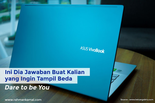 ASUS VivoBook S14 S433 - Dare to be You