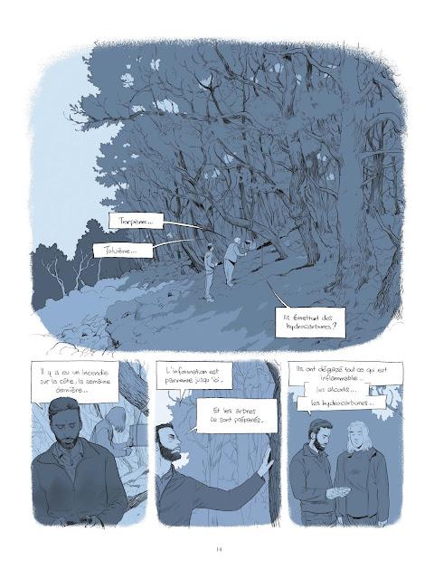 The End de Zep aux éditions Rue de Sèvres page 14