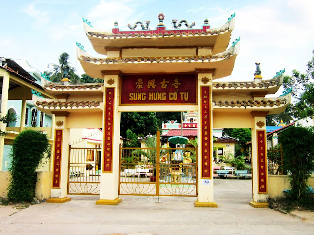 Sung Hung – The oldest pagoda on Phu Quoc Island