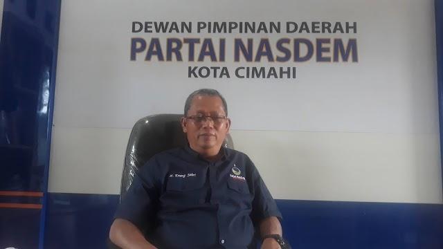 Ketua DPD Partai Nasdem Cimahi Apresiasi Sosialisasi Empat Pilar Kebangsaan