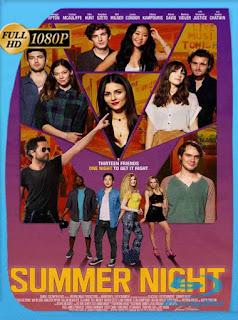 Noche de Verano (Summer Night) (2019) HD [1080p] Latino [GoogleDrive] PGD