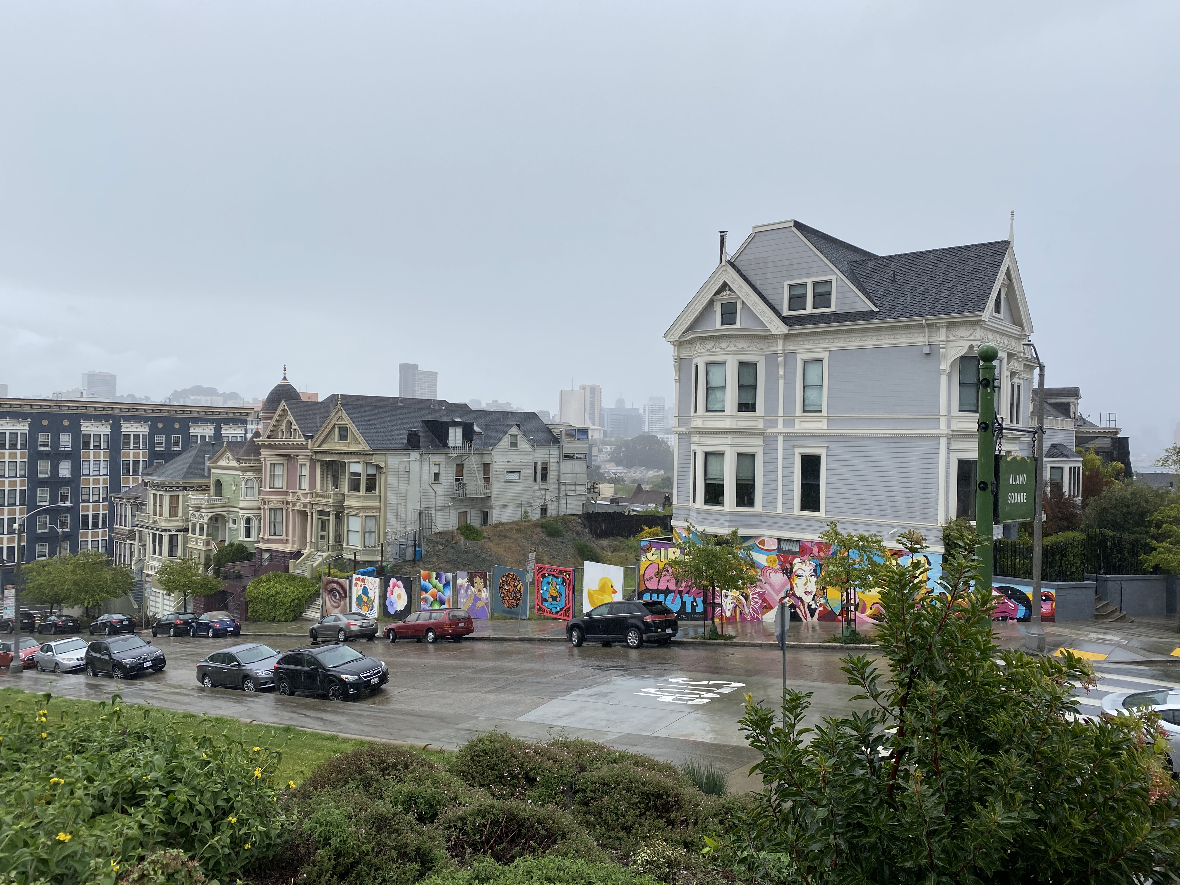 The Painted Ladies in San Francisco | biblio-style.com