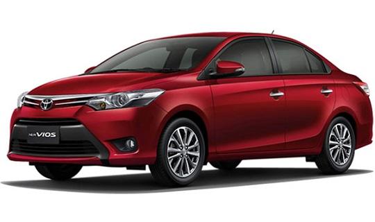 Spesifikasi Toyota Vios Tahun 2018
