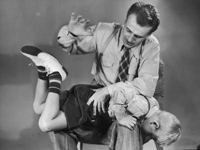 Spanking Children a Crime