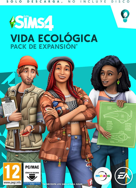 Descargar Los Sims 4 Vida Ecologica