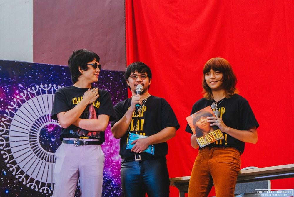 "IV of Spades launches their debut album ""ClapClapClap!"", Zild Benitez, Blaster Silonga, Badjao de Castro"