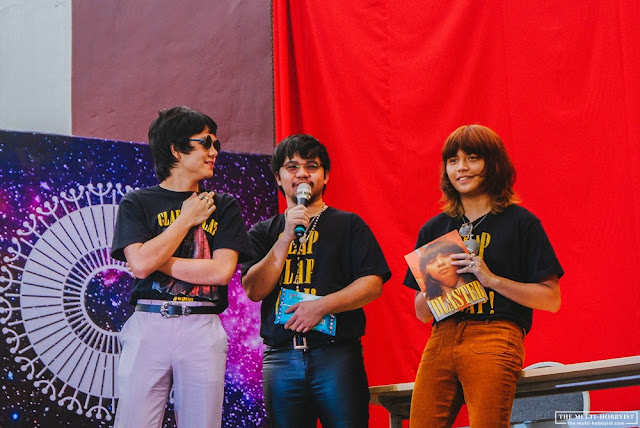 "IV of Spades launches their debut album ""ClapClapClap!"", Zild Benitez, Blaster Silonga, Badjao de Castro"