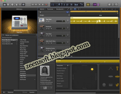 PATCHED Logic Pro X 10.2.0 OS X [MAS][TNT]