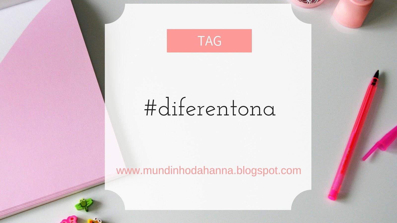 #diferentona