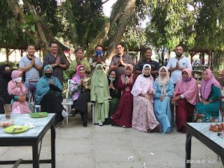 Yayasan TBR Sumatera Utara Gelar Acara Halal Bi Halal